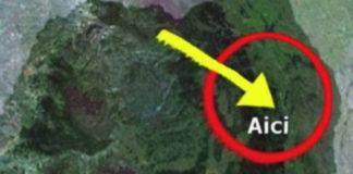 Harta Romania satelit