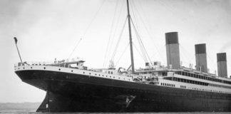 epava titanic