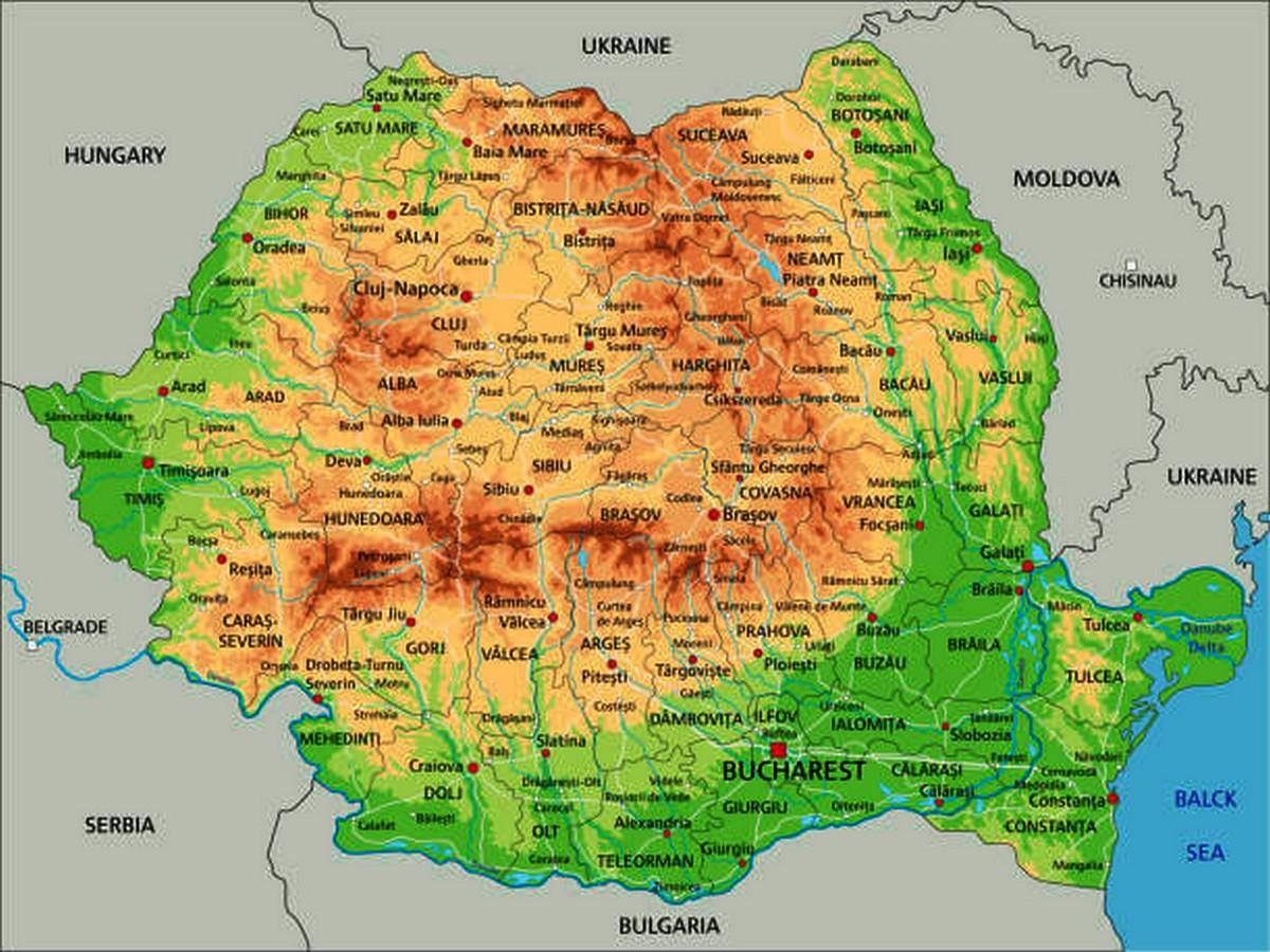 Orasul Secret Din Romania De Marimea Bucurestiului Haihui In