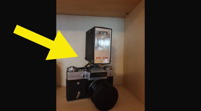 camera foto veche olx film