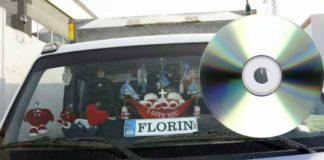 cd anti radar masina politia romania