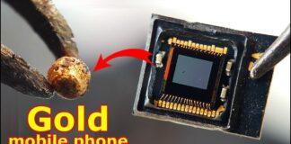 aur si argint in telefoanele mobile vechi