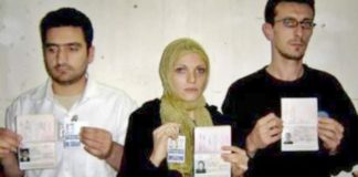 Cei trei jurnalisti romani rapiti in Irak. Cum arata acum Marie Jeanne Ion, Ovidiu Ohanesian si Sorin Miscoci
