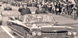Masina lui Nicolae Ceausescu. Cea mai rara Dacie fabricata vreodata