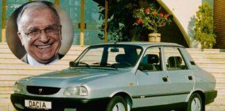 """Dacia 1310 si """"Zambetul lui Iliescu"""". Cum a ajuns, de fapt, sa fie numita asa"""