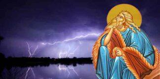 Legenda Sfantului Ilie. De ce este interzis sa mananci mere in aceasta zi