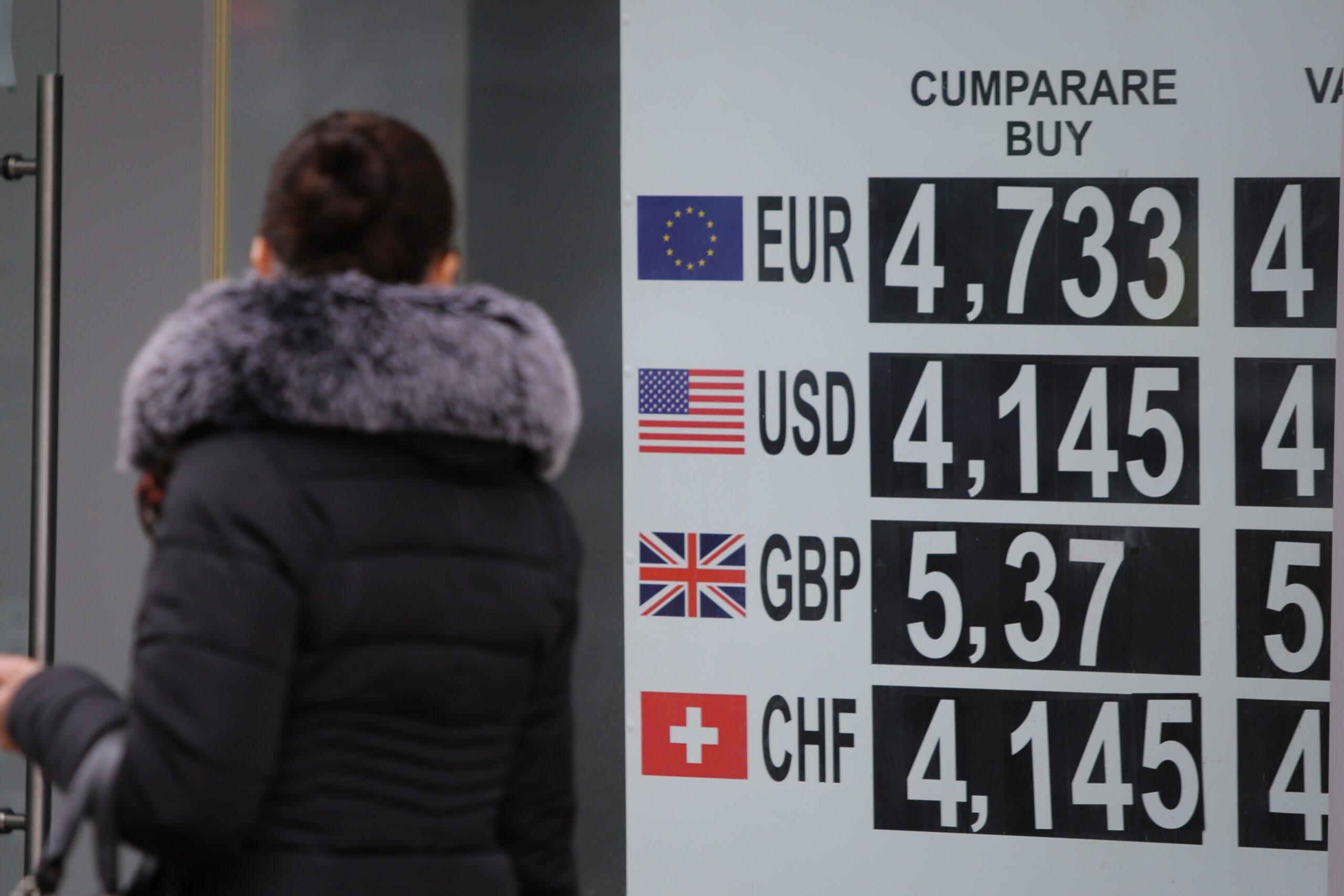 Curs valutar BNR azi, 10 octombrie 2018: dolarul scade ...   Bnr Curs Valutar