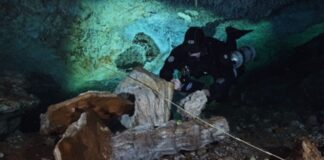 Descoperire istorica. Ce au gasit acum cercetatorii intr-o mina subacvatica