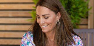 Kate Middleton, tinuta de 1700 de lei. Cum s-a afisat Ducesa de Cambridge