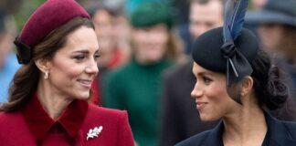 Kate Middleton si Meghan Markle. Ce a crezut prima oara sotia lui William despre cumnata ei