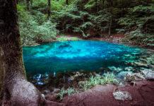 Lacul Ochiul Beiului. Cum arata lacul care nu ingheata niciodata