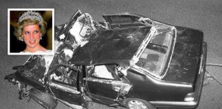 printesa diana insarcinata accident ucisa