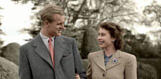 Regina Elisabeta si Printul Philip. Cum a inceput, de fapt, povestea de iubire dintre cei doi