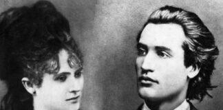 Veronica Micle si Mihai Eminescu. Ce poezie i-a dedicat lui Eminescu, dupa moartea acestuia