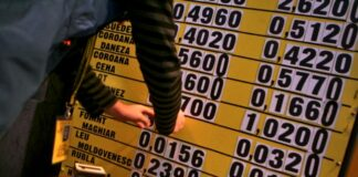 curs valutar bnr vineri 21 august 2020 euro dolar