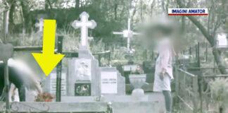 femeie iasi fiica cimitir flori