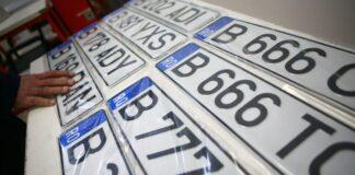 inmatriculare auto 13 august 2020 romania