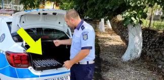 noul logan duster politia romana echipament 2020