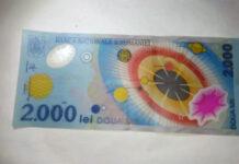 pret bancnota 2000 lei eclipsa olx