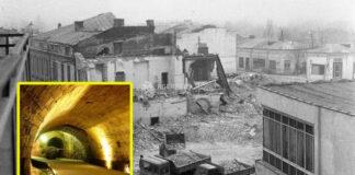 tunel secret focsani cutremur 1977