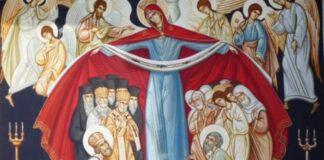 Calendar ortodox joi 1 octombrie. Acoperamantul Maicii Domnului