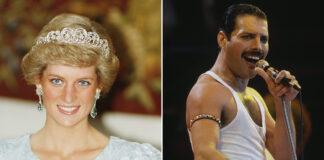 Printesa Diana si Freddie Mercury. Adevarul despre noaptea pe care au petrecut-o impreuna