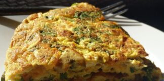 Reteta omleta cu branza. Trucul pentru cea mai gustoasa omleta din lume