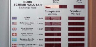 curs valutar miercuri 2 septembrie 2020 bnr euro dolar