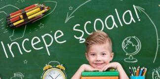 incepe scoala adeverinta de completat 14 septembrie 2020 parinti elevi