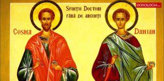 Calendar ortodox duminica 1 noiembrie 2020. Sfintii care vindeca orice boala trupeasca. Rugaciunea zilei