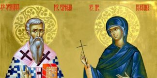 Calendar ortodox vineri 2 octombrie. Sfantul mare care te scapa de vraji