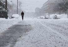 Prognoza meteo pentru weekend. Val de frig si viscol in tara. Zonele cele mai afectate de ninsori