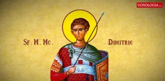 Sfantul Mare Mucenic Dimitrie, Izvoratorul de mir. Traditii si superstitii. Ce este interzis sa faci astazi