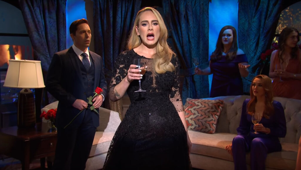 FOTO. Adele, de nerecunoscut la o petrecere după Gala Oscar. Vedeta a slăbit enorm!