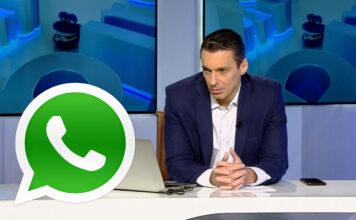 mircea badea whatsapp antena 3 in gura presei