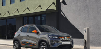 Modelul electric Spring. Dacia anunta in premiera pretul oficial