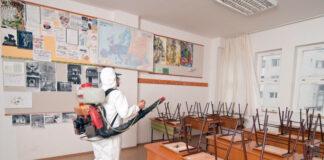 se inchid scolile in romania octombrie 2020
