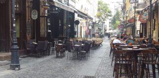 se inchid terasele restaurantele teatrele bucuresti 7 octombrie 2020
