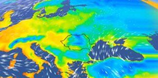 val de aer polar romania octombrie 2020 vremea meteo bucuresti