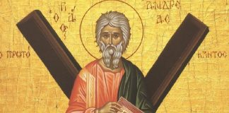 Calendar ortodox luni 30 noiembrie 2020. Sarbatoarea Sfantului Andrei