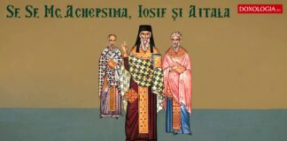 Calendar ortodox marti 3 noiembrie 2020. Ce sfinti sarbatoresc romanii