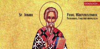 Calendar ortodox vineri 6 noiembrie 2020. Ce sfant este praznuit la romani