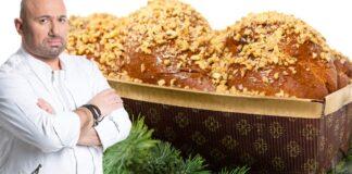 Catalin Scarlatescu - reteta cozonac de Craciun. Cum faci cel mai bun desert pentru Sarbatorile de Iarna