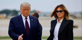 Melania Trump, schimbata total. Cum s-a afisat in public, inainte de ultimul Craciun la Casa Alba