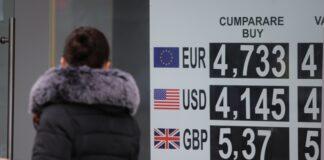 curs valutar bnr miercuri 4 noiembrie 2020 euro dolar