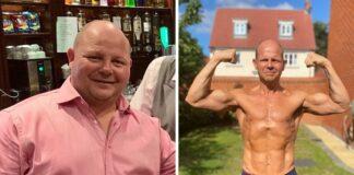 Cum a slabit un barbat 44 de kilograme in 90 de zile