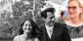 Fiica lui Meryl Streep, Grace Gummer, s-a casatorit cu artistul Mark Ronson. Cum arata rochia de mireasa FOTO