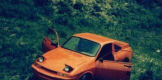 Dacia MD87 ferrari romanesc dacia cu motor central