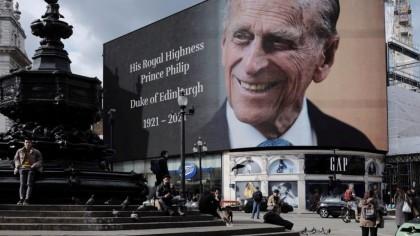 Imaginile ruşinii. Familia Regală, jignită în ultimul hal chiar la funeraliile Prinţului Philip