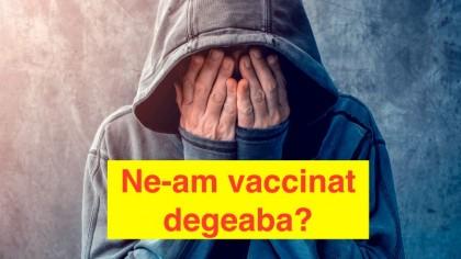 Ne-am vaccinat degeaba? Avertisment dur: zona de protecție a vaccinului e aproape de sfârșit